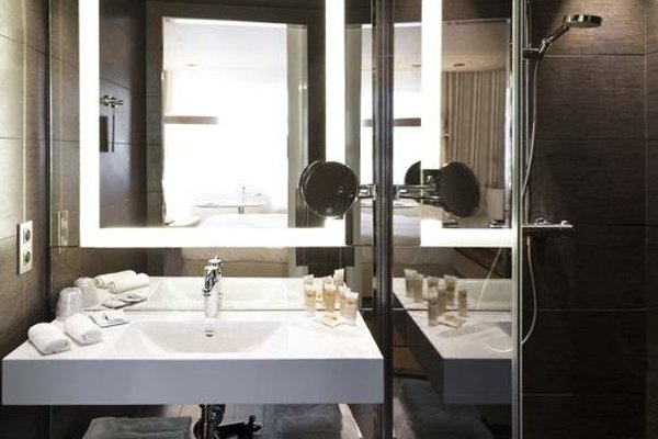 Hotel Pullman Brussels Centre Midi - фото 8