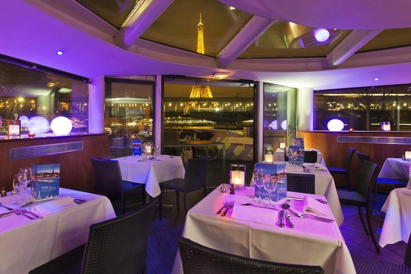 VIP Paris Yacht Hotel - 11