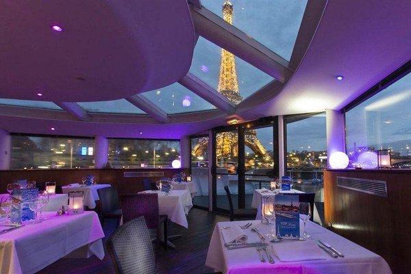 VIP Paris Yacht Hotel - фото 12