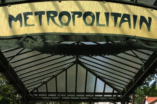 Hotel Apollo Opera - фото 15