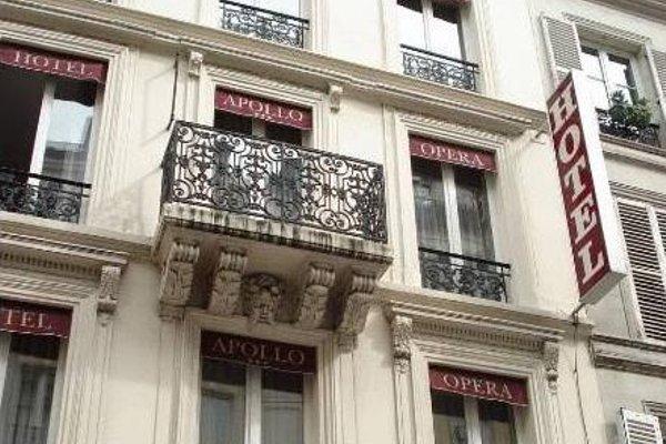 Hotel Apollo Opera - фото 23
