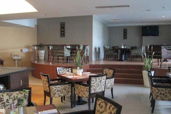 Hotel Menara Bahtera - фото 11