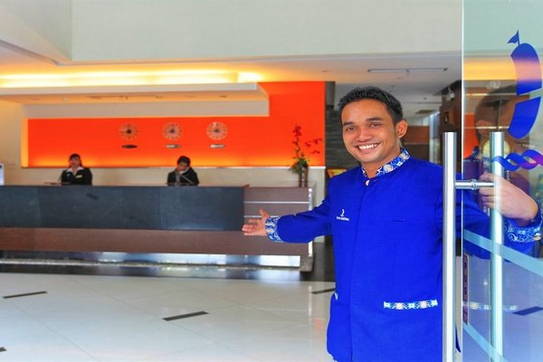 Hotel Menara Bahtera - фото 17