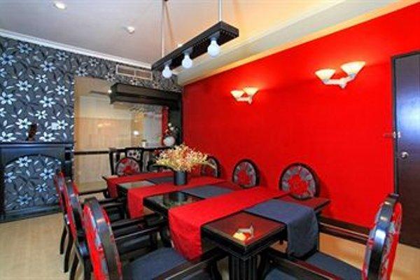 Hotel Menara Bahtera - фото 18