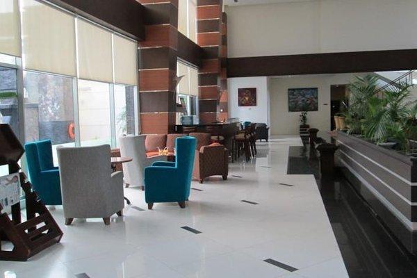 Hotel Menara Bahtera - фото 19