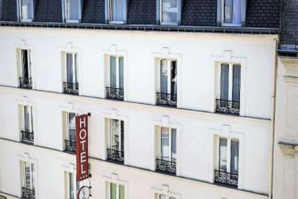 Hotel Ariane Montparnasse by Patrick Hayat - фото 34