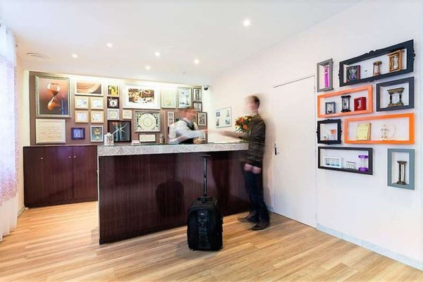 Hotel Ariane Montparnasse by Patrick Hayat - 15