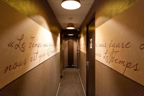 Hotel Ariane Montparnasse by Patrick Hayat - фото 17
