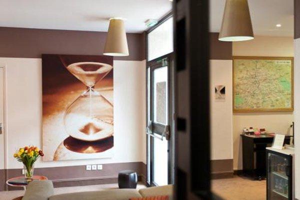 Hotel Ariane Montparnasse by Patrick Hayat - фото 6
