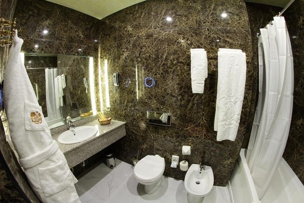 Курортный спа-отель Golden Palace - фото 11