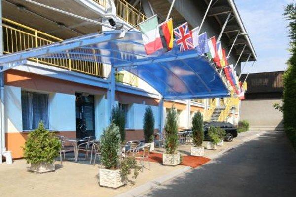 Hotel Gol garni - фото 22