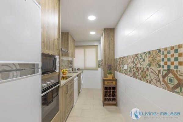 Apartamentos Livin4Malaga Deluxe - фото 15