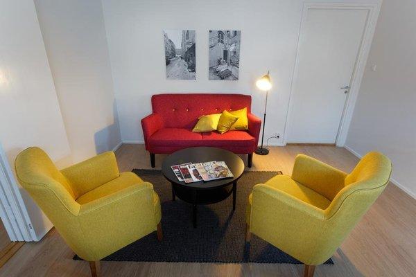 SATO HotelHome Kristianinkatu - фото 9