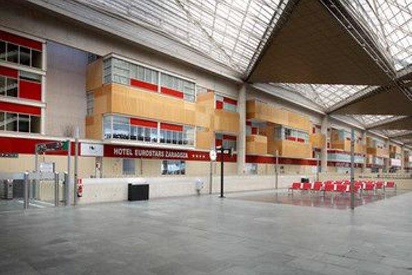 Eurostars Zaragoza - фото 21