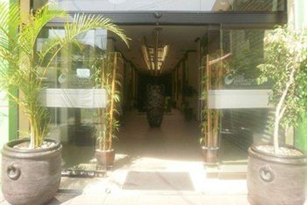 Hotel Esmeraldas - фото 10