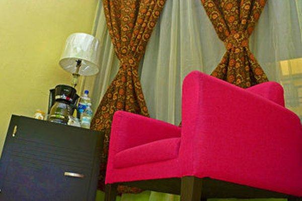 Hotel Esmeraldas - фото 11