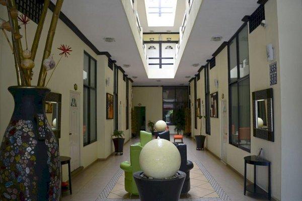 Hotel Esmeraldas - фото 17