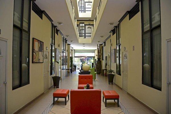 Hotel Esmeraldas - фото 21