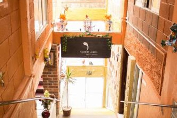 Hotel casona de las aves - фото 10