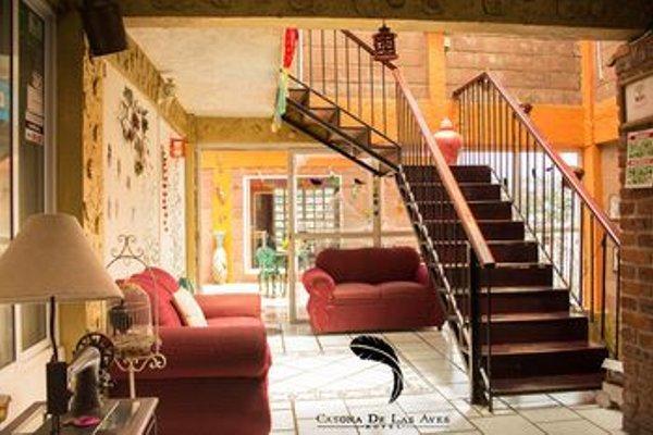 Hotel casona de las aves - фото 15