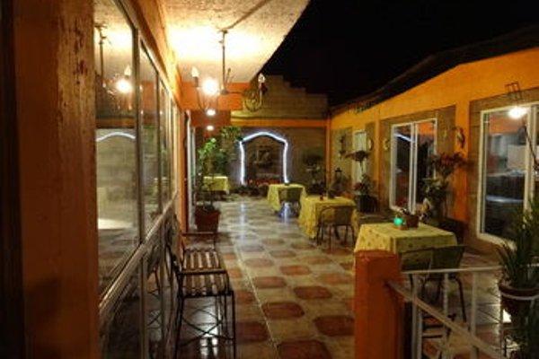 Hotel casona de las aves - фото 19