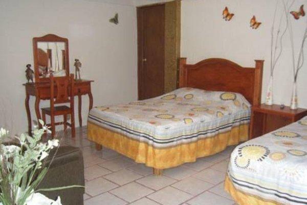 Hotel casona de las aves - фото 3