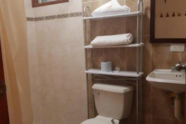 Hotel casona de las aves - фото 8