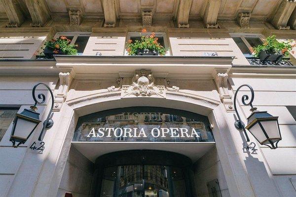 Hotel Astoria - Astotel - фото 21
