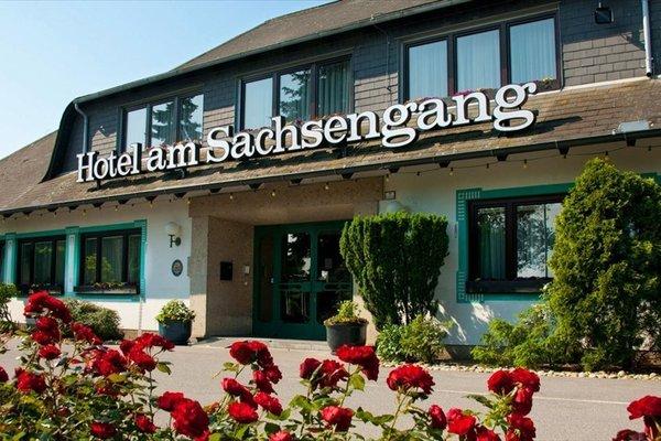 Hotel Am Sachsengang - фото 23