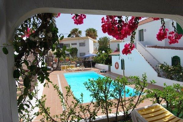Apartamentos Las Gavias - фото 50