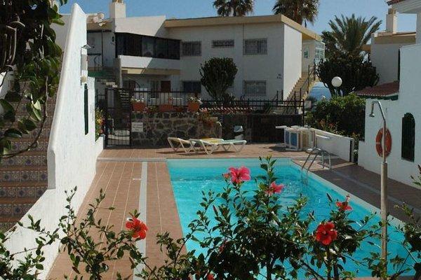 Apartamentos Las Gavias - фото 14