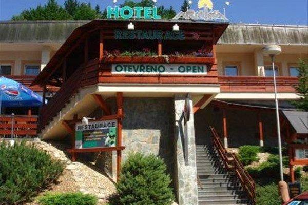 Hotel Arnika - фото 18