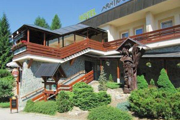 Hotel Arnika - фото 21