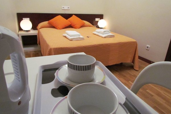 Barcelona City Seven (ех. Mini Hotel Hostal Barcelona) - фото 3