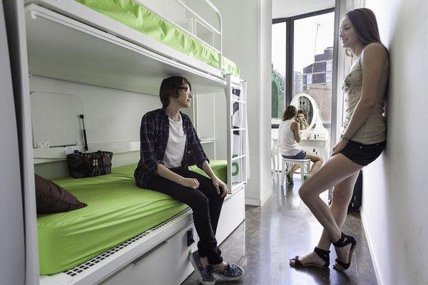 Urbany Hostel BCN GO! - фото 17