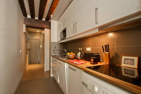 Musee du Louvre St Honore Luxury 3 bedroom Apartment - 11