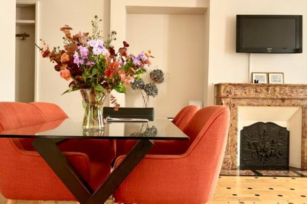Marais Musee Picasso Luxury 3 Bedroom Apartment - фото 3