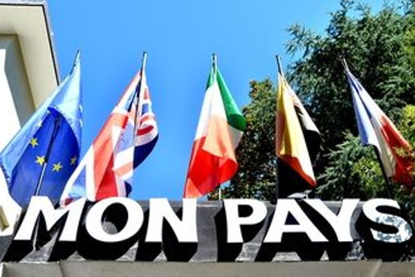 Hotel Mon Pays - фото 47