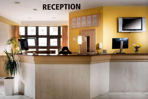 Hotel Vladimir - фото 16