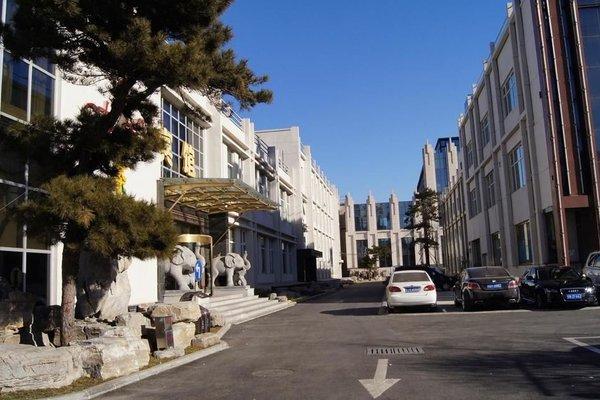 Ground Oriental Hotel - 11