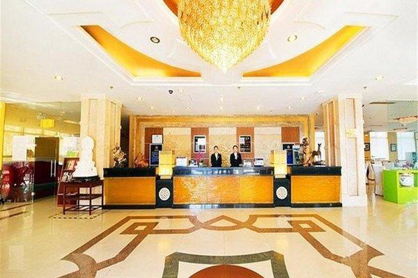 Ground Oriental Hotel - 8