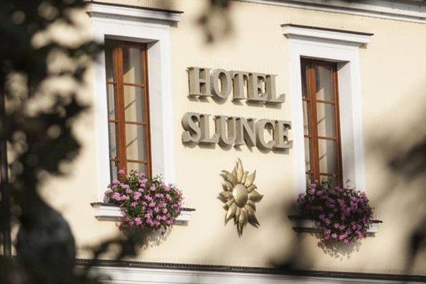Hotel Slunce - фото 17