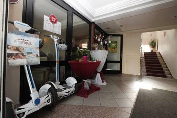 Wellness Hotel Synot - фото 16