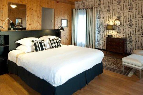 LeCoq-Gadby Hotel Contemporain et Spa - фото 25