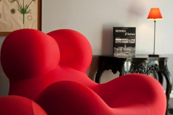 LeCoq-Gadby Hotel Contemporain et Spa - фото 13