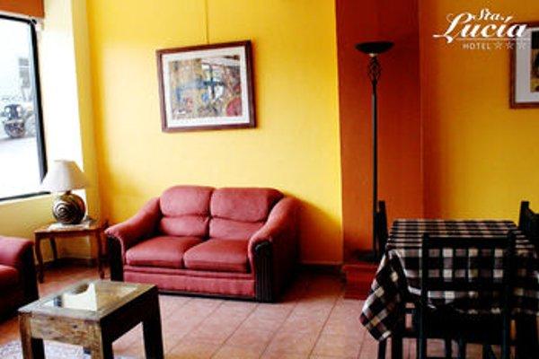 Hotel Santa Lucia - 9