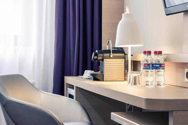 Отель MERCURE Роза Хутор - фото 14