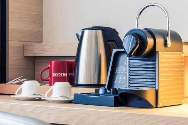 Отель MERCURE Роза Хутор - фото 3