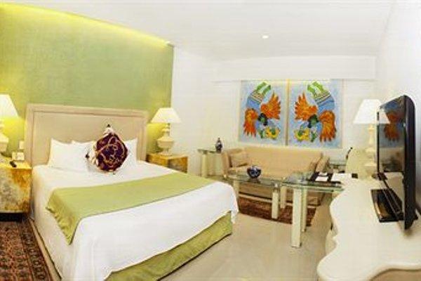 MM Grand Hotel Puebla - фото 52