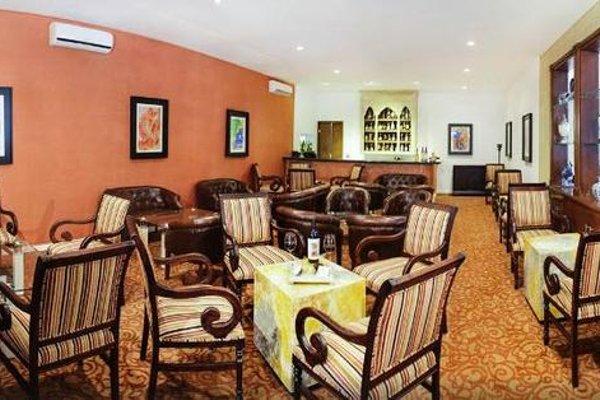 MM Grand Hotel Puebla - фото 66